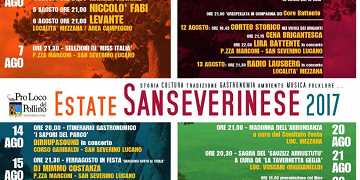 Estate Sanseverinese 2017